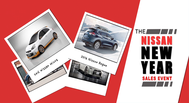 Willowdale Nissan - New Year Sales Event