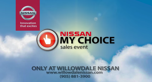 Willowdale Nissan - March Madness Sales Event