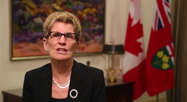 Premier of Ontario, Kathleen Wynne, Asian Heritage Month Greeting