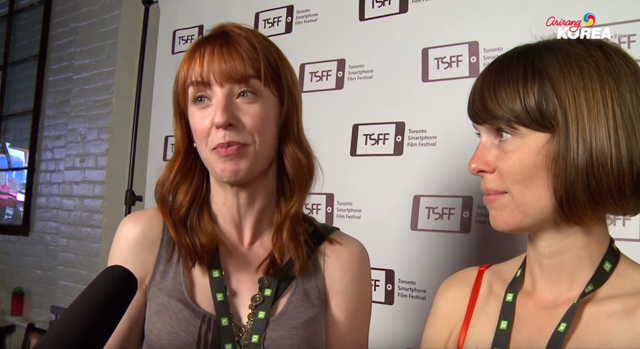 [INTERVIEW] Best Women in Film (a Plaque) - Look Up by Sarah Slywchuk