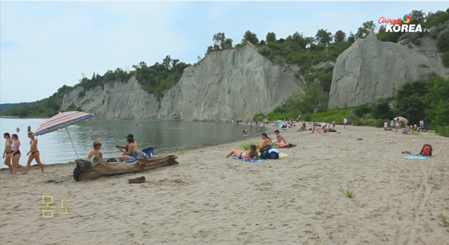 Scarborough Bluffer's Park