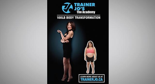 Patricia's 100lbs body transformation