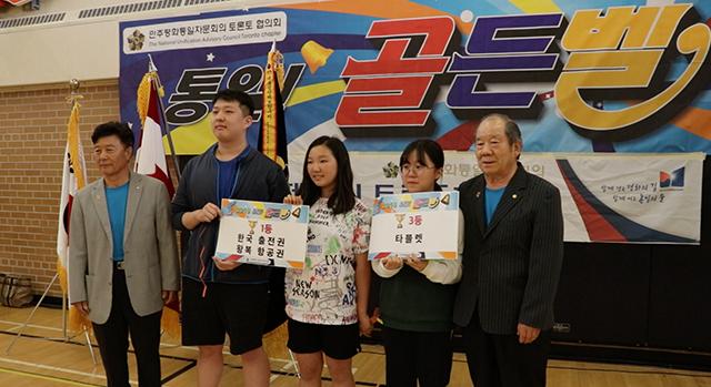 2018 평화통일 골든벨 퀴즈대회