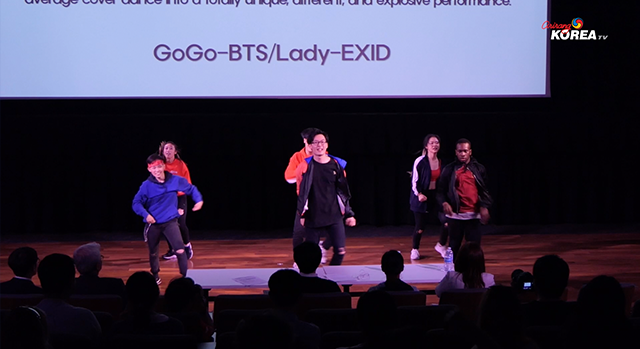 Kpop World Festival Toronto 2018 - Evo Dancing Group (GoGo/Lady Cover) 1st Place