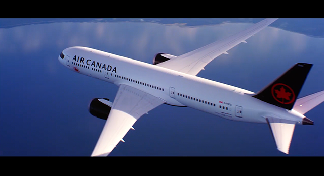 Air Canada: Our New Livery