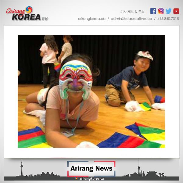 2019 토론토 한인회 어린이 문화체험 캠프