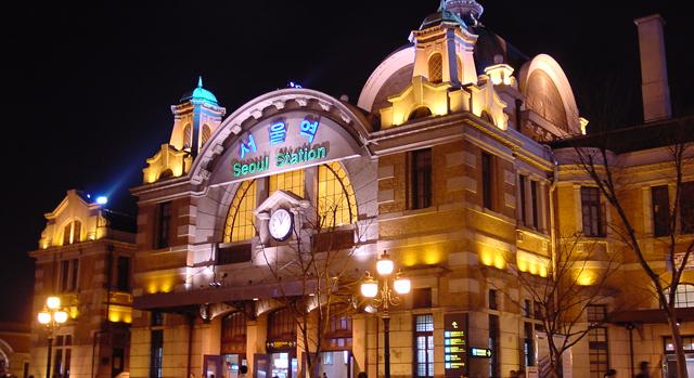 Visit Korea - ep 4 서울역(Seoul Station)