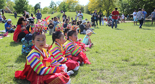 2015 단오맞이 민속놀이 행사 하이라이트 (2015 Dano Spring Festival Highlights)
