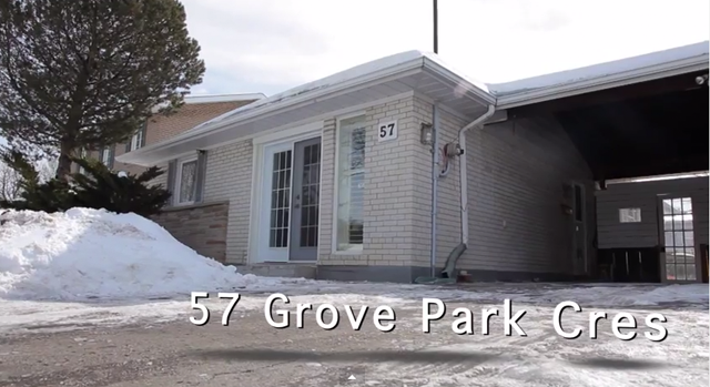 57 Grove Park Cres - Virtual Tour