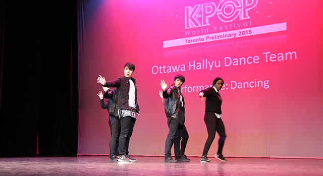 K-Pop World Festival Toronto - Ottawa Hallyu Dance Team