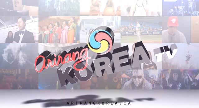 Arirang Korea Promo 2014