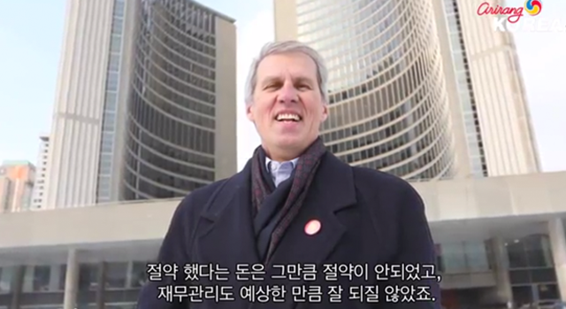 Let's Chat with David Soknacki