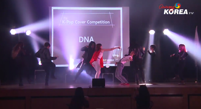 2014 SWK K-Pop Cover Competition 3rd Place - DNA