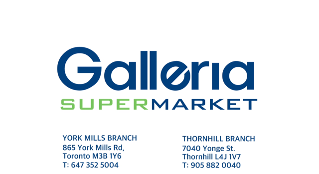 Galleria Supermarket - Come to Galleria