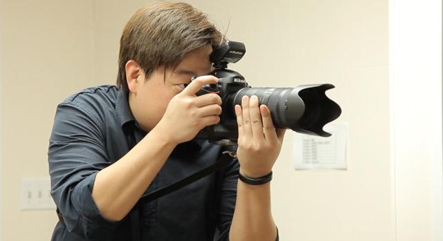 아리랑 코리아 미디어 방송 아카데미 강사 프로필 영상 - 박요한 (디지털 사진)