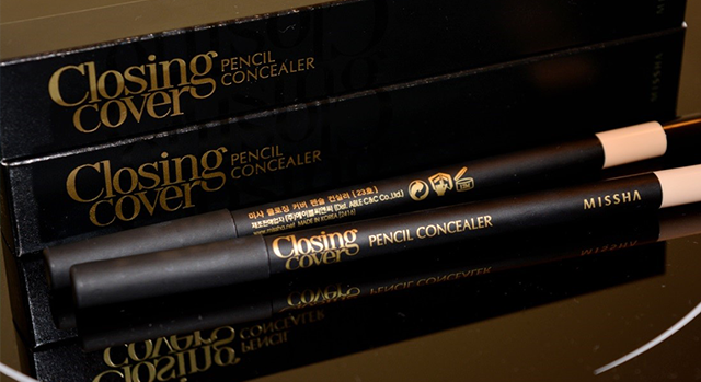 MISSHA Closing Cover Pencil Concealer