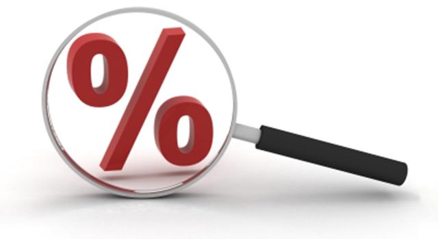 2014년 1월 7일부터 10월 15일까지의 주간 모기지 이자율 (Weekly Mortgage Rate)