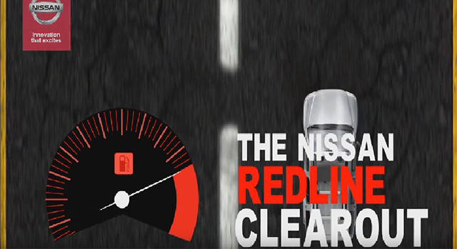 Willowdale Nissan Redline Clearout 2015