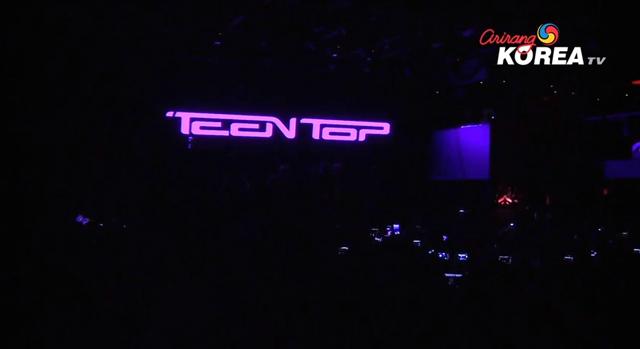 Teen Top High Kick in Toronto - 나랑 사귈래 (Be Ma Girl)