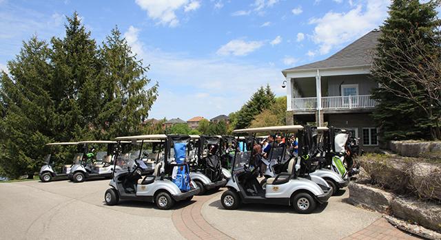2016 캐나다 효문화재단 한인 오픈 골프대회