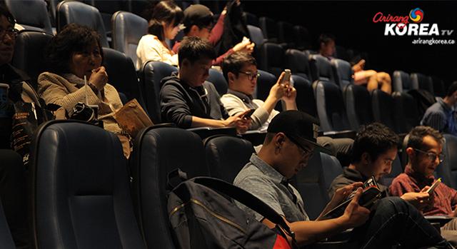 2015 Toronto Smartphone Film Festival - Day1