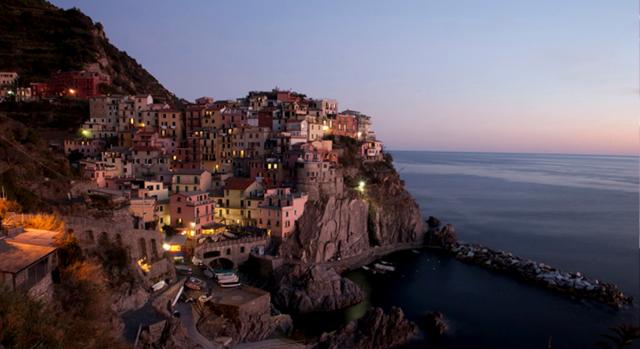 3주간의 이탈리아 사진 여행기 Part 4 친퀘떼레 (Cinque Terre)