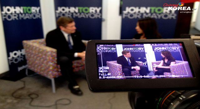 Let's Chat - with Mayoral Candidate John Tory