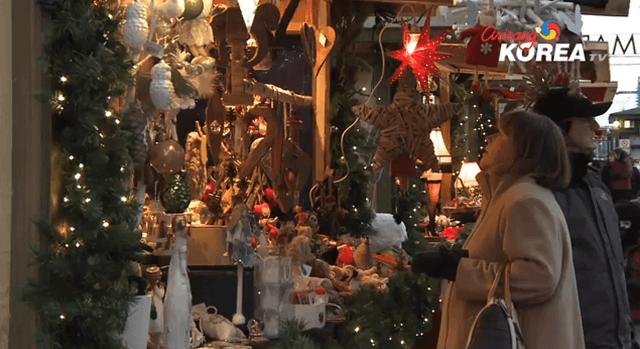Lowe's Christmas Market