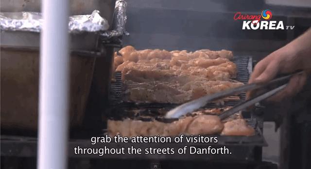 Taste of Danforth 토론토 그리스 축제