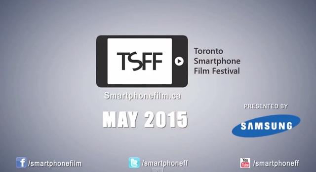 제 4회 토론토 스마트폰 영화제 출품 마감 4월 12일