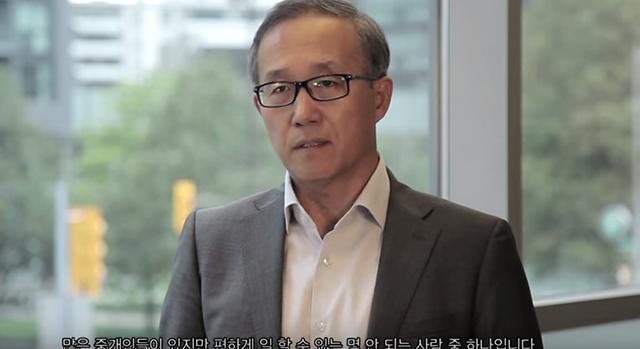 Peter Lee Testimonial - Sonny Cho